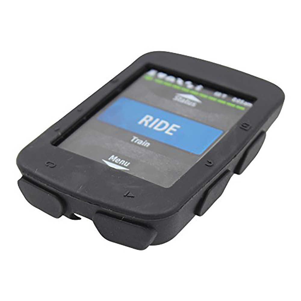 حافظة للحاسوب من Garmin Edge 520 حافظة حماية من مطاط السيليكون للحاسوب مزودة بشاشة LCD طبقة حماية Garmin520 Garmin Edge 520