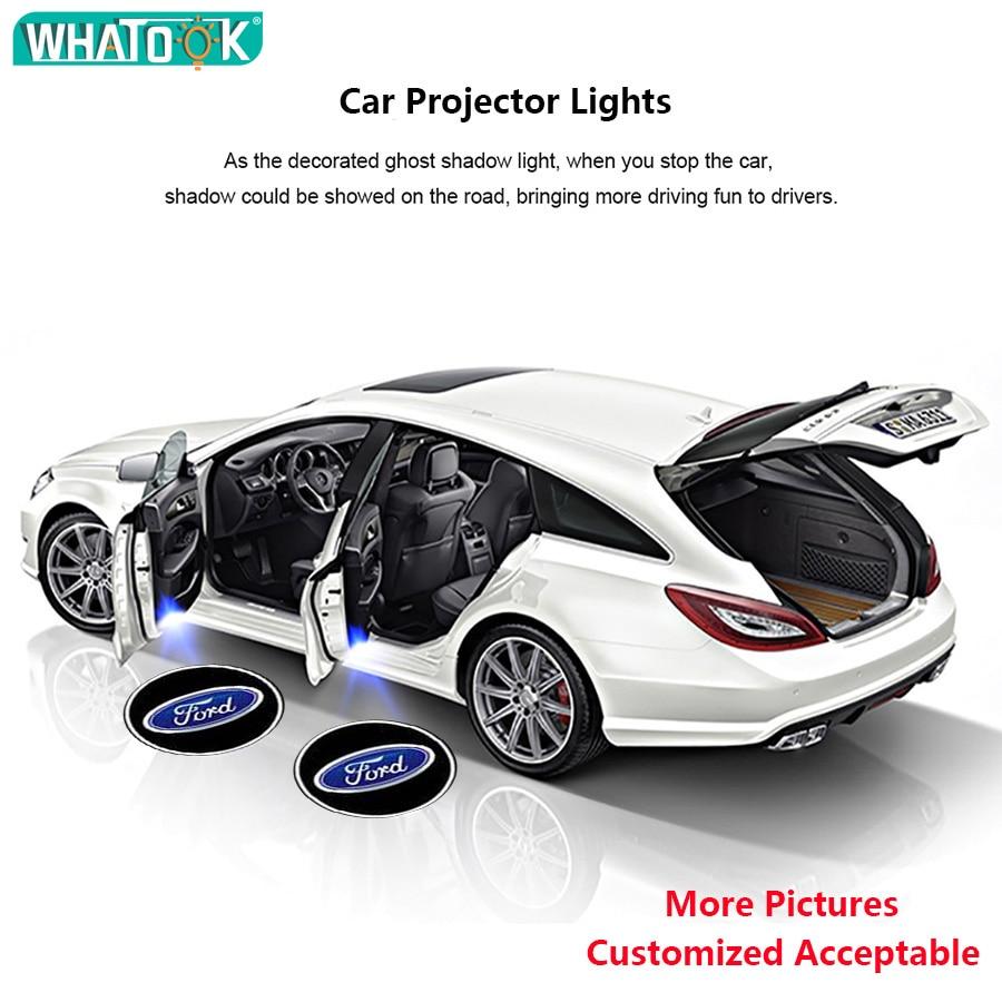 3D Wireless Car Door Step Welcome LED Light Logo Projector Laser Light Ghost Shadow Light Batman Car-styling Car Interior Lamp