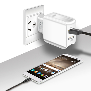 Image 4 - Suntaiho Travel Wall Charger Universal Dual USB Port Charger for iPhone/Samsung/Xiaomi/iPad Adapter Smart Mobile Phone Charger