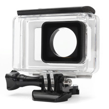 цена на Touch screen shell Diving 40m Waterproof Case Protective Housing Cover Case For Xiaomi Yi 2/4K Sport Action Camera Durable