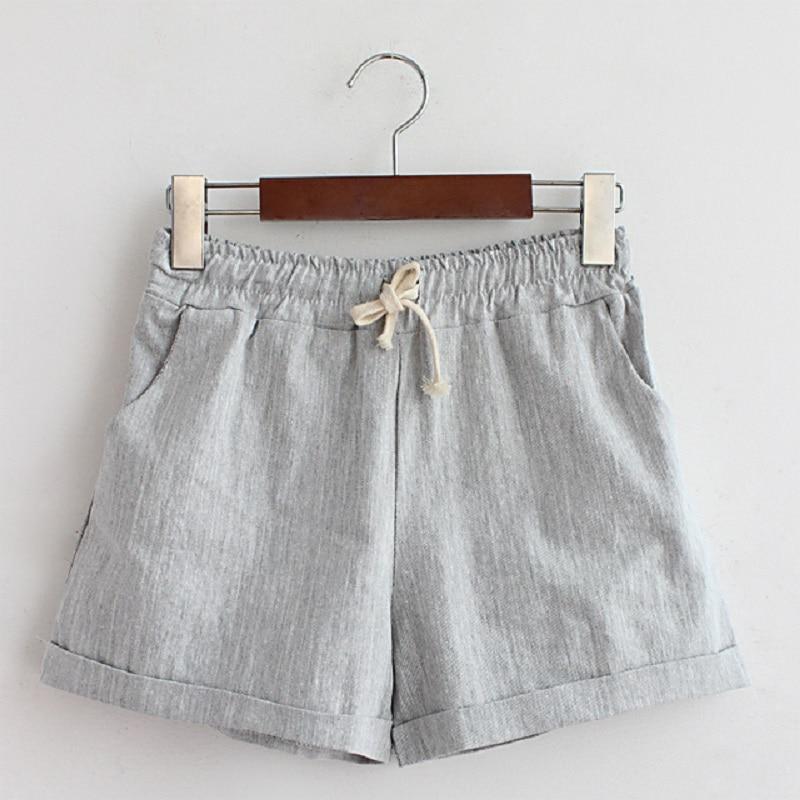 Online Get Cheap Ladies Linen Shorts -Aliexpress.com | Alibaba Group