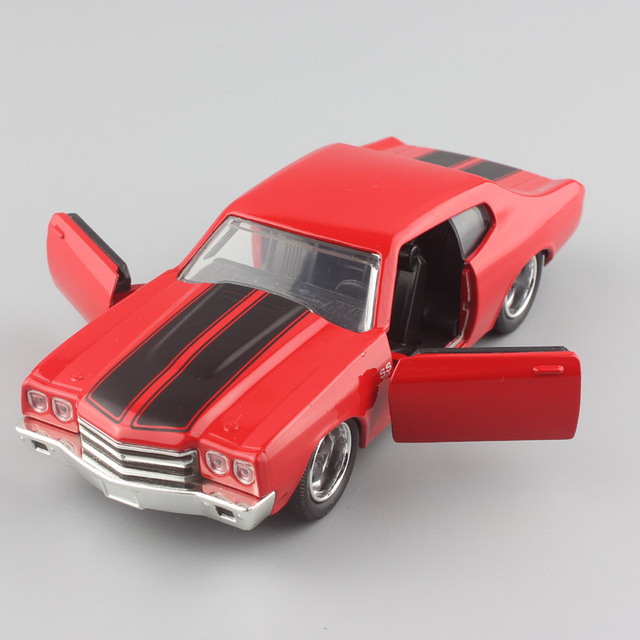 1 32 scale fast & furious f8 chevrolet chevy chevelle ss 1770 super