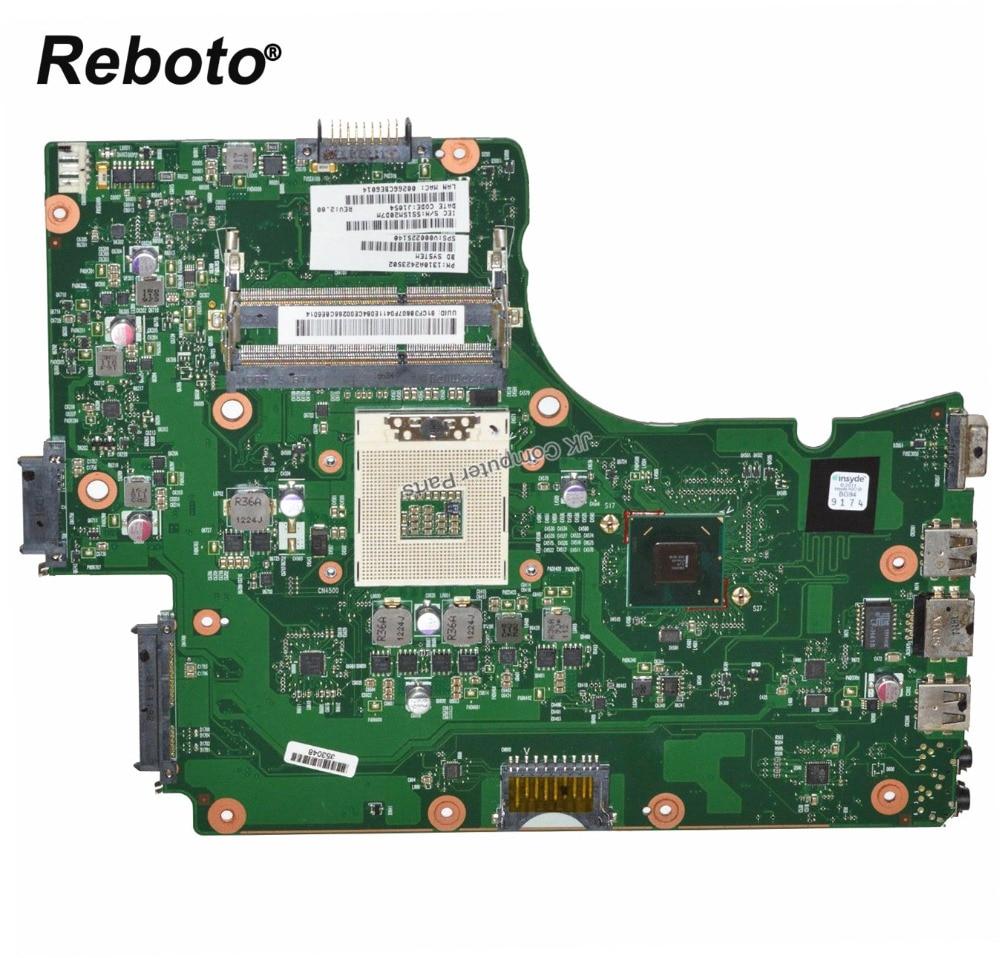 2019 Mode Für Toshiba Satellite C650 C655 Laptop Motherboard Pga989 Hm65 V000225140 Mn10r-6050a2423501-mb 100% Geprüft Schnelles Schiff Mangelware