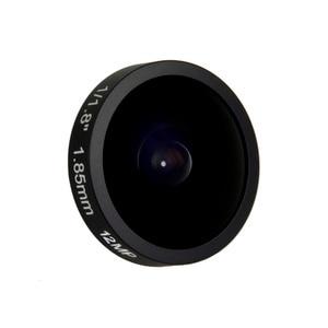 Image 3 - Objectif 4K 12 mégapixels Fisheye 1/1.7 pouces 185 degrés M12 objectif de montage 1.85mm pour IMX226 capteur Ultra 4K caméra livraison gratuite