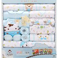 18 pcs conjunto de roupas de bebê unissex Infantil do bebê roupas de inverno roupas de bebê menina infantil presente da roupa do bebê pijamas roupas de bebe TZ35