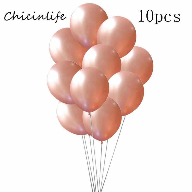Chicinlife Trăng Sao Eid Mubarak Foil Balloons Hajj Mubarak Trang Trí Ramadan Bên Khinh Khí Cầu
