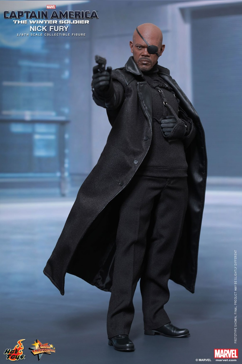 1/6 scale figure doll Captain America Nick Fury Agents of S.H.I.E.L.D Collectible 12 action figure doll Plastic model toys 1 6 scale figure captain america civil war or avengers ii scarlet witch 12 action figure doll collectible model plastic toy