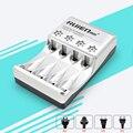 Alta calidad y precio barato cargador de batería para baterías de nimh nicd aa aaa batería