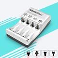Alta qualidade e preço barato aa aaa carregador de bateria nimh nicd bateria