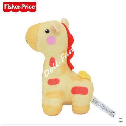 fisher-price Soothe&Glow Giraffe , Music sound and light, Baby soothe small Giraffe toy, the first music Educational toys fisher price soothe & glow seahorse