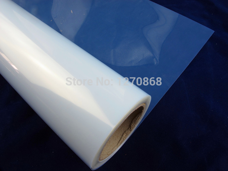 12 30m Transparent Clear Inkjet Film for Positive Screen Printing Waterproof PET film
