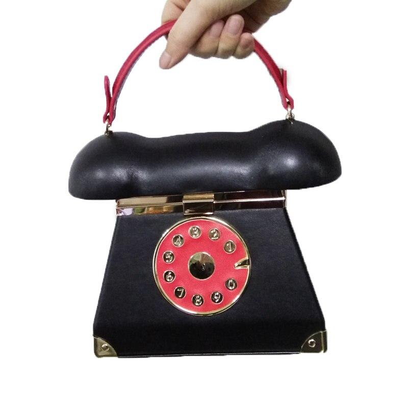 Boutique de fgg forma de telefone vintage