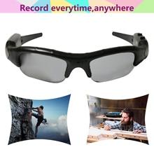Digital Audio Video Mini Camera DVR DV Camo Sunglasses Sport Camcorder Recorder Cam For Outdoor