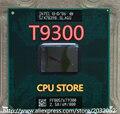 Intel Core 2 Duo T9300 2.5 ГГц 6 М 800 МГц Процессор Гнездо P ПРОЦЕССОР SLAYY SLAQG (работает 100% Бесплатная Доставка)