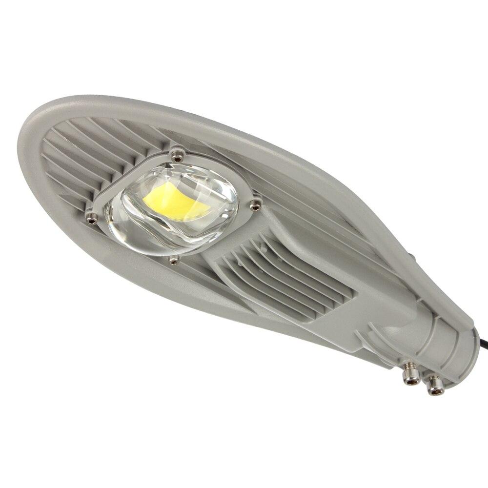1pcs Hot Sale 30W LED Street Lights Road Lamp Waterproof IP65 90 100lm/w AC85 265V Led Streetlight Outdoor lighting