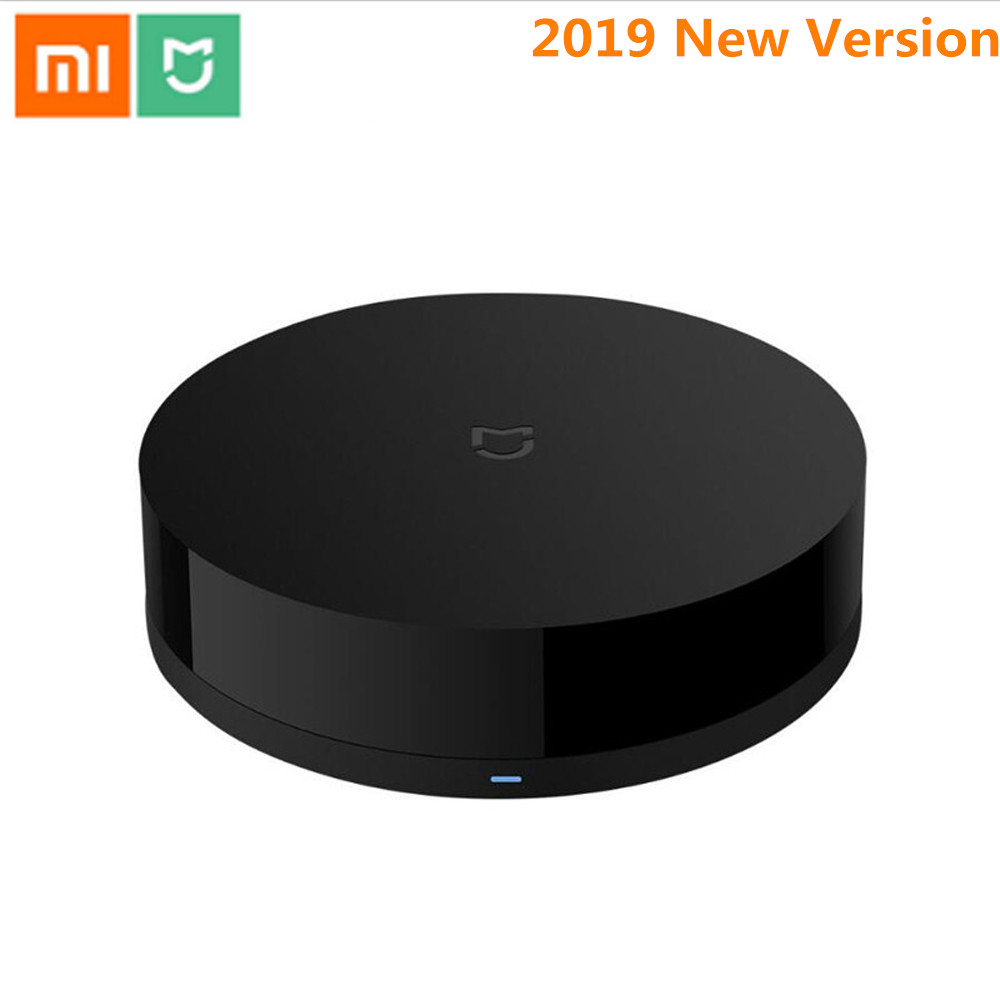 Xiaomi mi Universal inteligente control remoto WIFI + IR interruptor 360 grado de automatización de casa inteligente mi sensor inteligente