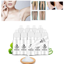 Permanent Herbal Hair Growth Inhibitor After Removal Repair Nourish Liquid Essence Care D235