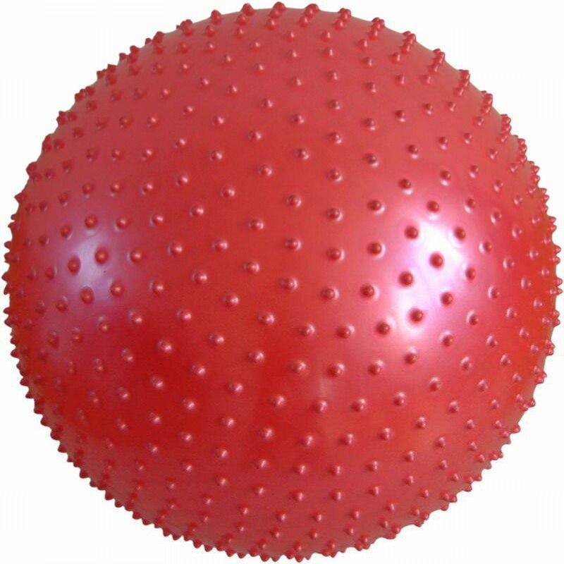 Yoga Balle 65 cm PVC Épais Anti-Explosion Remise En Forme Boule De Massage Minceur Ceinture Multicolore Envoyé Au Hasard