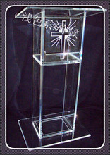 pulpit furniture Free Shipping Simple Elegant Acrylic Podium Pulpit Lectern acrylic pulpit podium