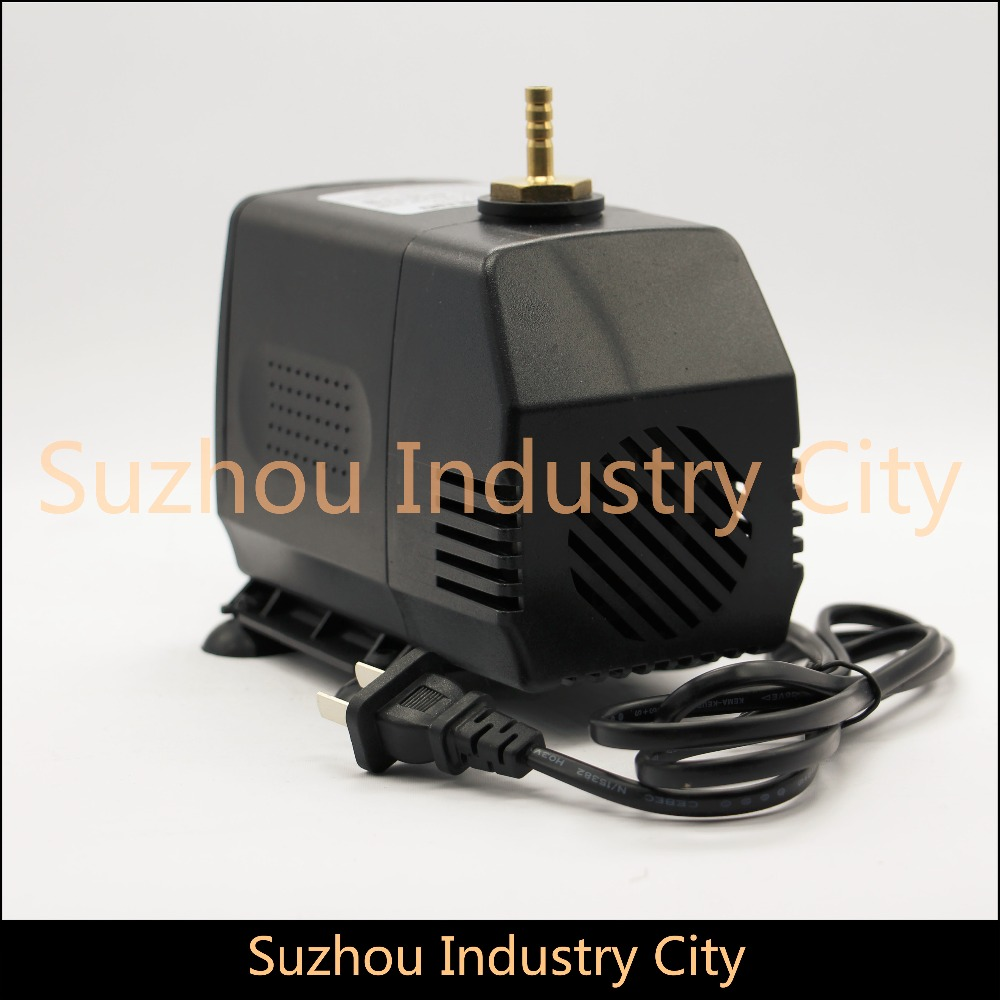 все цены на 105w 220V water pump Brushless Motor max head 5m max flow 5000L/H Multi-function submersible water pump