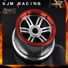GTBRacing new design alloy wheel hub for 1/5 rc car hpi losi 5ive-T parts