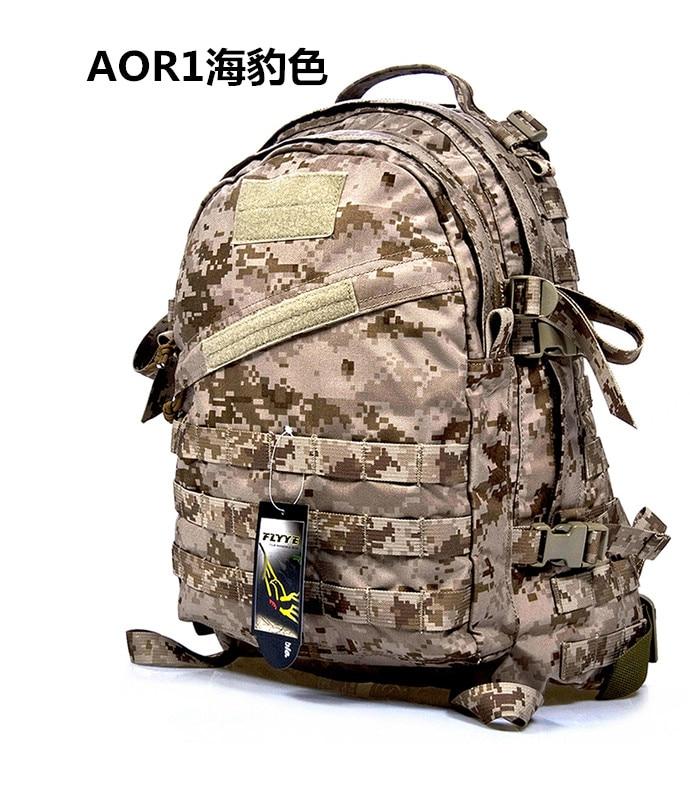 FLYYE MOLLE de Trois jours 3 JOURS capacité sac à dos AIII 3D Sac À Dos de camping Militaire combat CORDURA PK-M001