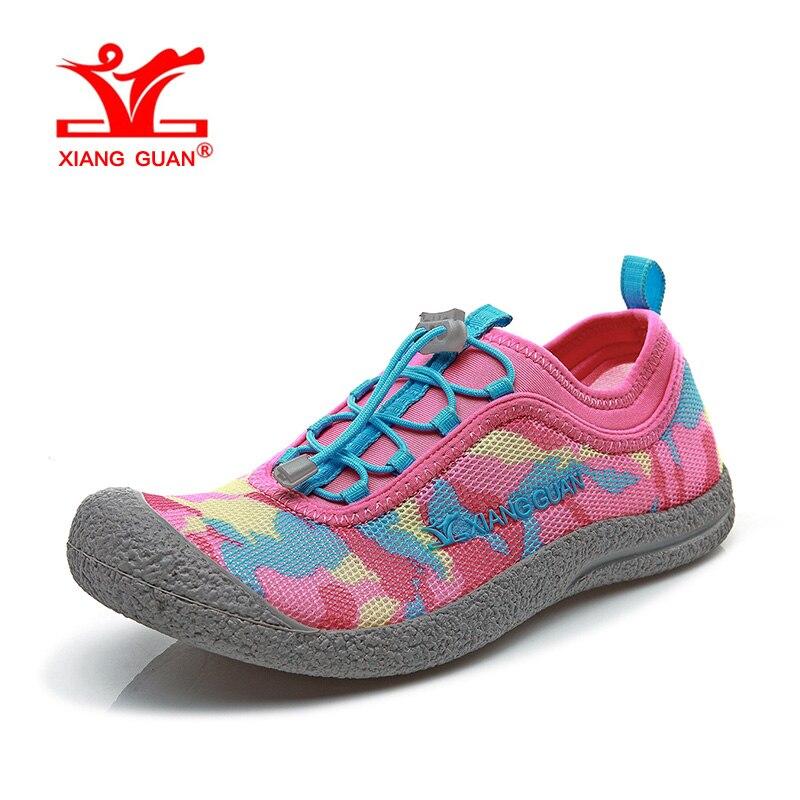 XIANG GUAN 2018 mujer playa Upstream Aqua zapatos mujeres Upstream playa botas 0dbdb7