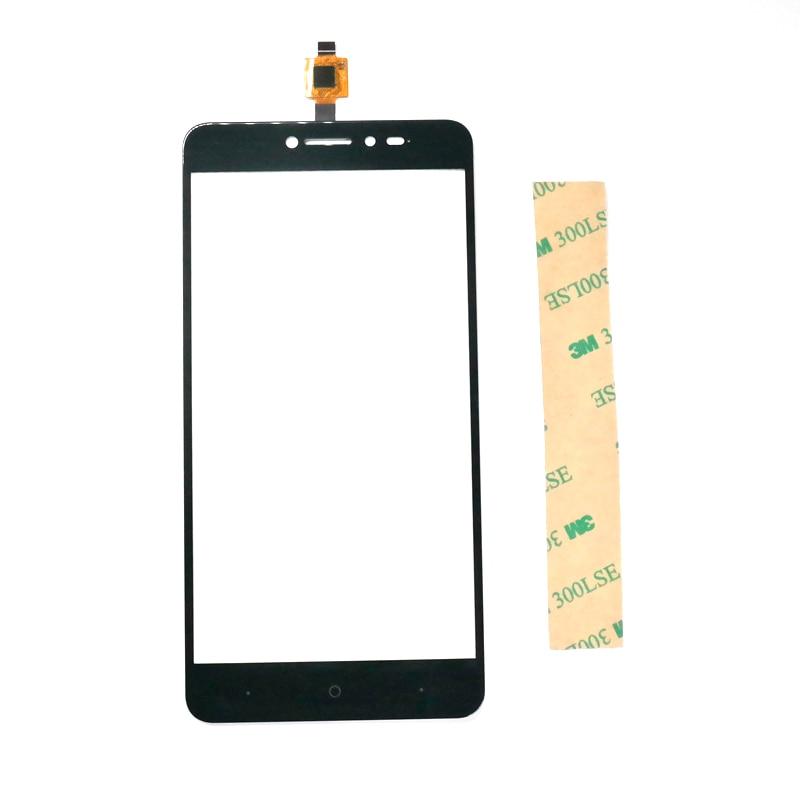 Touchscreen For BQ BQ 5204 Strike Selfie BQ-5204 Screen With Touch Screen Digitizer Free 3m Stickers
