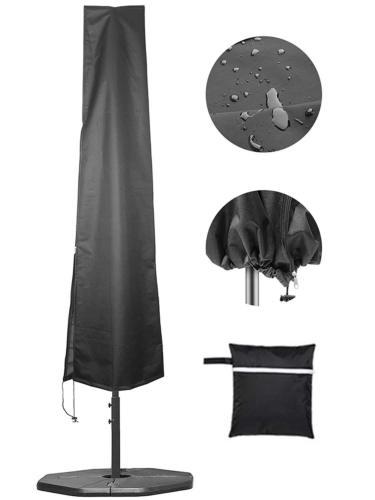 Outdoor Patio Offset Umbrella Cover