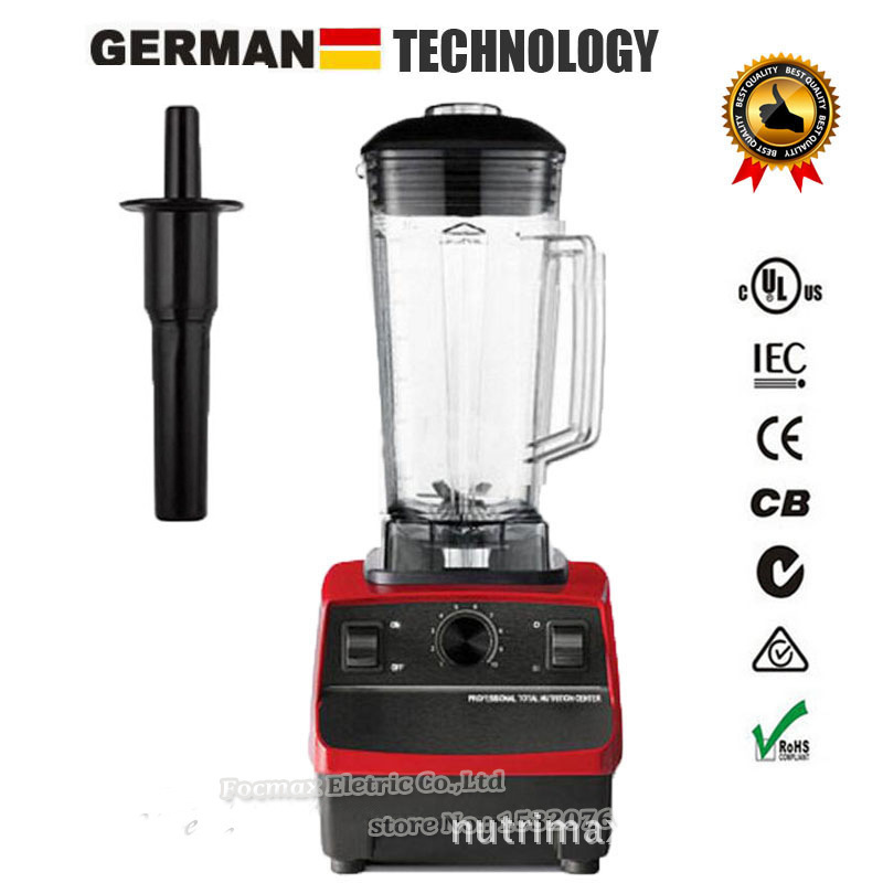 3HP 2200W BPA FREE 2L heavy duty commercial professional smoothie blender mixer juicer food processor no 1 quality bpa free 3hp 2l heavy duty commercial blender professional power blender mixer juicer food processor japan blade