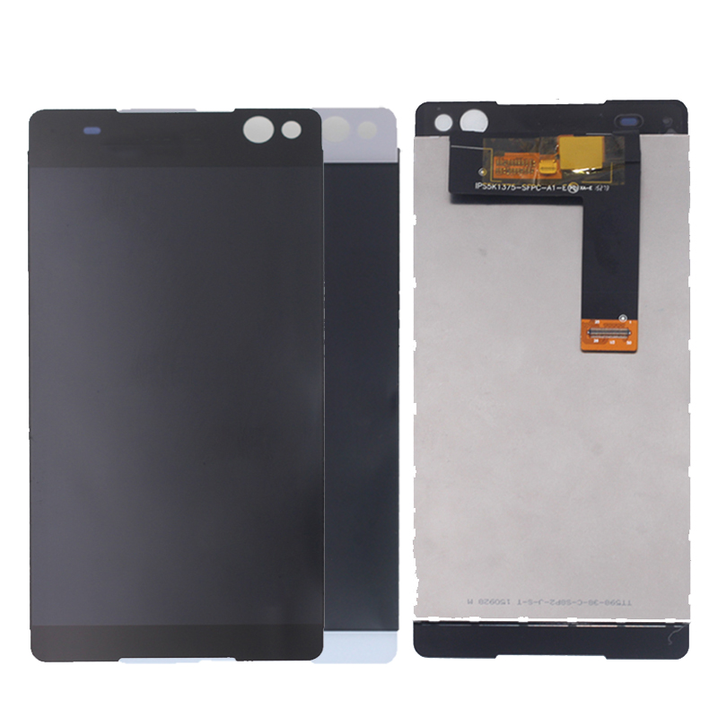 "Image 2 - For Sony Xperia C5 E5506 E5533 E5563 E5553 6.0"" With box LCD touch screen display for Sony Xperia C5 mobile phone repair parts-in Mobile Phone LCD Screens from Cellphones & Telecommunications"
