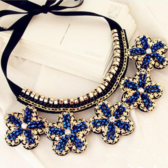 Women Black Velvet Choker Necklace Handmade Retro Burlesque Jewelry Woman Gift design ribbon chain false collar choker necklace