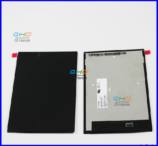 все цены на  2pcs/lot  New  8'' inch LCD Display Screen Panel Repair Parts Replacement For Lenovo A8-50 A5500 CLAA080WQ05 XN V Free shipping  онлайн