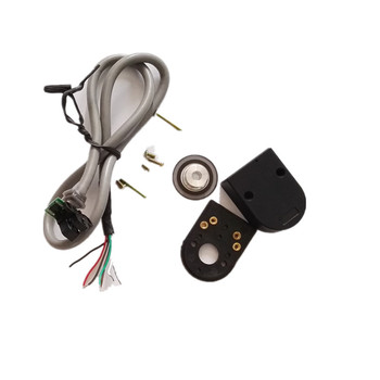 PD30 4mm 5mm 6mm Bore DC Motor Optical Incremental Encoder Kit Disc Code Wheel 200 500 512 Pulse P/R US Digital Replacement east kawasaki toky encoder new version hy38a6 p 500 replace of hy38a6 p4ar 500