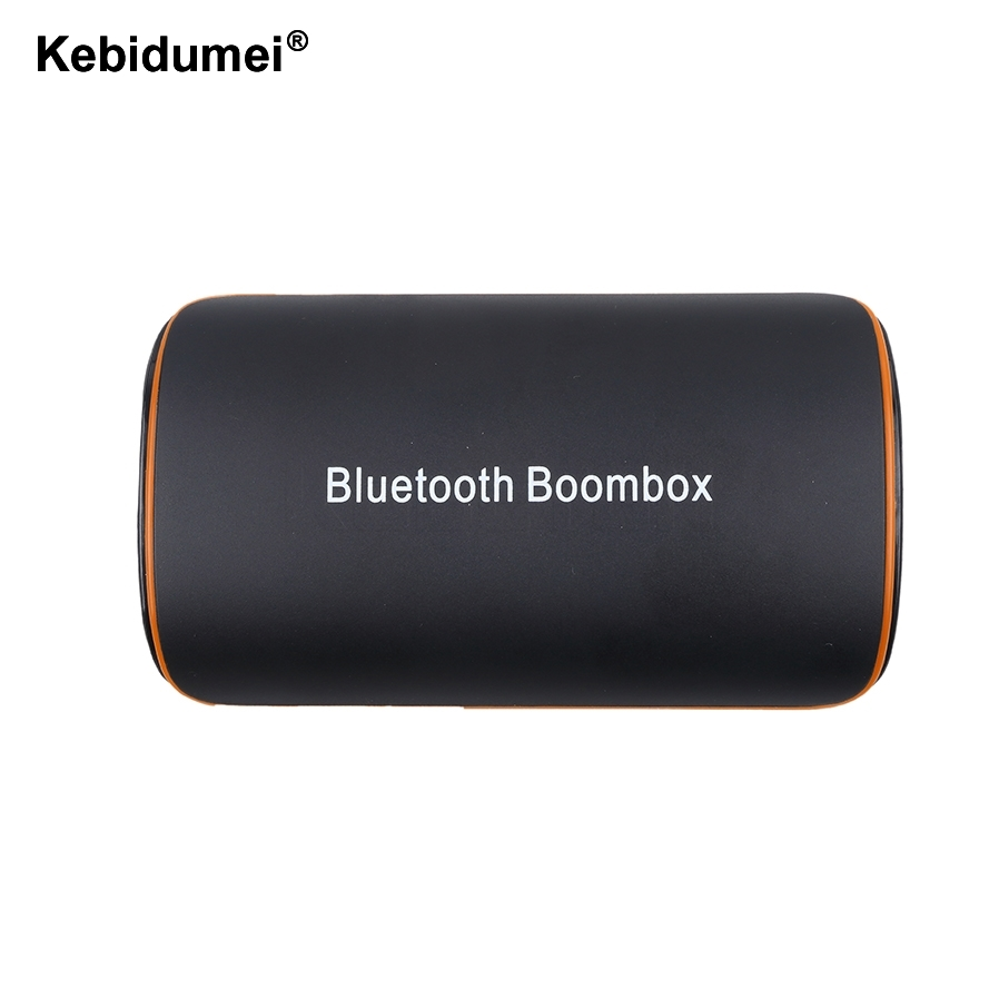 Unterhaltungselektronik Funkadapter Kebidumei B2 Bluetooth 4,1 Edr Empfänger Audio Musik Box Mit Mic 3,5mm Rca Für Lautsprecher Auto Aux Heim-audiosystem Geräte Rohstoffe Sind Ohne EinschräNkung VerfüGbar