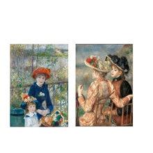 Pierre auguste renoir pintura a óleo sobre tela reprodução cartazes e cópias escandinavo pop arte da parede imagem para sala de estar