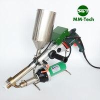 Пластик экструзии сварщик гранулы рука прессуя сварочный пистолет SWT NS620C