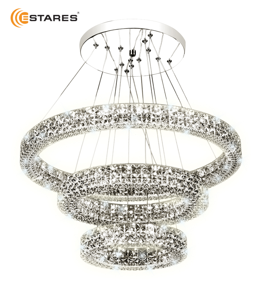 ESTARES Controlled LED Pendant Light AKRILIKA 80W 3R-600-CLEAR-220-IP20 mitsubishi 100% mds r v1 80 mds r v1 80