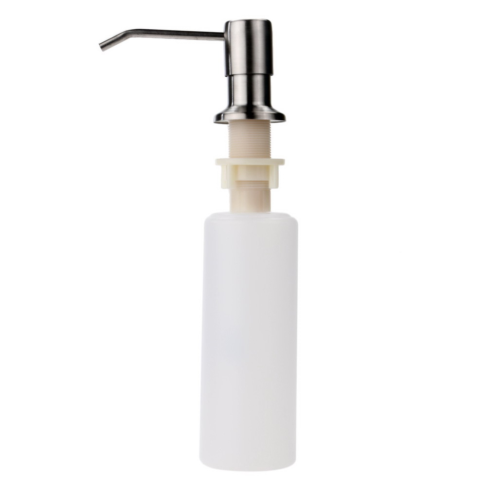 stainless steel soap dispenser kitchen sink large stainless steel built in kitchen sink dish 9419