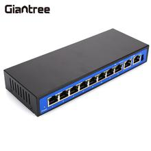 8 PoE Injector POE Ethernet Switch Premium Computer POE Switch Power Over Ethernet RJ45 Poe Network Switches лиф phax phax ph006ewync23