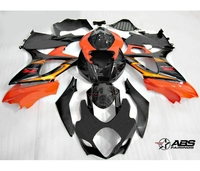 Bodywork fairing kir for Suzuki GSXR1000 k7 k8 red black motorcycle fairings set GSXR1000 2007 2008 BL94