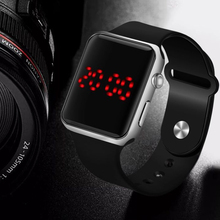 Men Sport LED Watches Mens Digital Watch Silicone Electronic Clock reloj hombre hodinky relogio masculinole