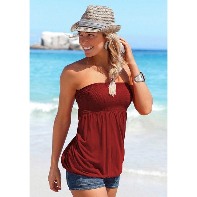 Summer Beach Tops  2
