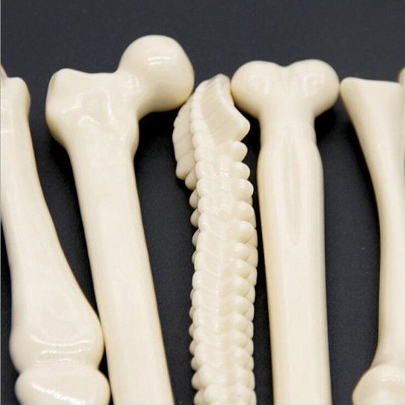 5 Pcs Novelty Pen Writing Supplies Bone Shape Ballpoint Pen Wholesale New...