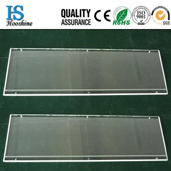 laser dotting technology 600*600*3mm without reflective film for