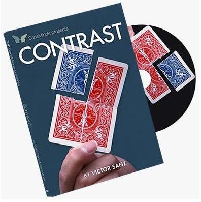 2016 Contrast by Victor Sanz and SansMinds magic
