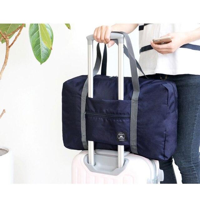 Travel Storage Bag Foldable Waterproof Clothing Cosmetic Storage Bag Unisex Large Finishing Bag Travel Bag 3