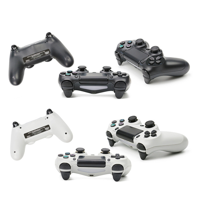 Colorful Dual Shock Bluetooth Gamepad for PS4