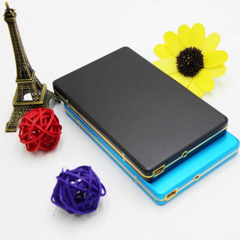 Portable External Hard Drives <font><b>2TB</b></font> for Desktop and Laptop hard disk Free shipping image