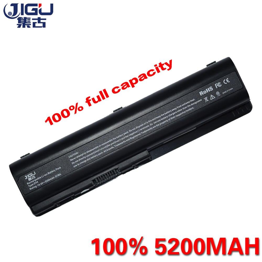 Jigu 5200 мАч Батарея для HP Pavilion G61 G50 <font><b>DV6</b></font> DV4 DV5 DV6T для Compaq Presario CQ50 CQ61 CQ71 CQ70 CQ60 CQ45 CQ41 CQ40 ev06